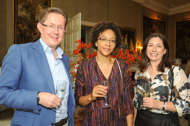 Chester Visual Arts Reception at Cholmondeley Castle-5_1